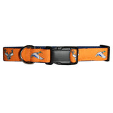 Ducks and Bucks Dog Collar