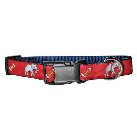 Elephants Dog Collar