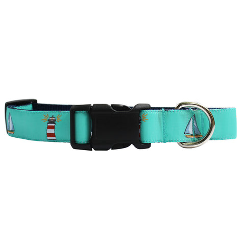 Lighthouse Dog Collar