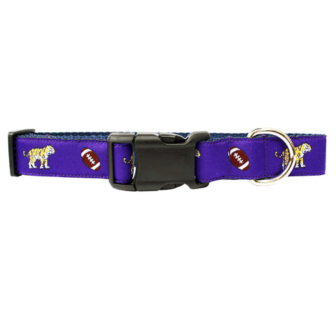 Tigers Dog Collar