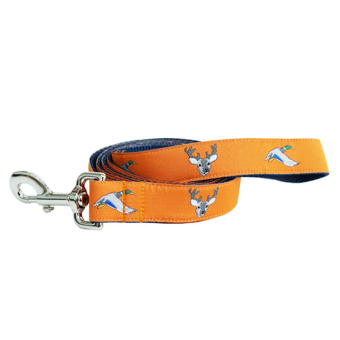 Ducks and Bucks Dog Leash
