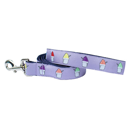 Ash Wednesday Lavender Snoball Dog Leash