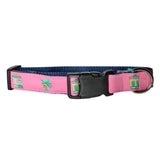 Shotgun Houses Dog Collar
