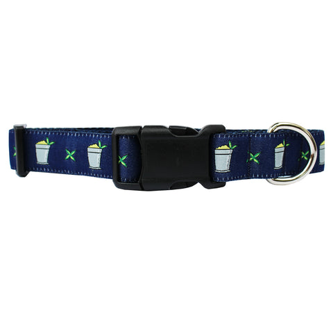 Mint Julep Dog Collar
