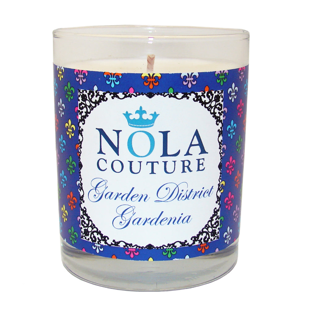 Garden District Gardenia Candle