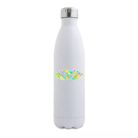 Mardi Gras Mask Insulated Bottle