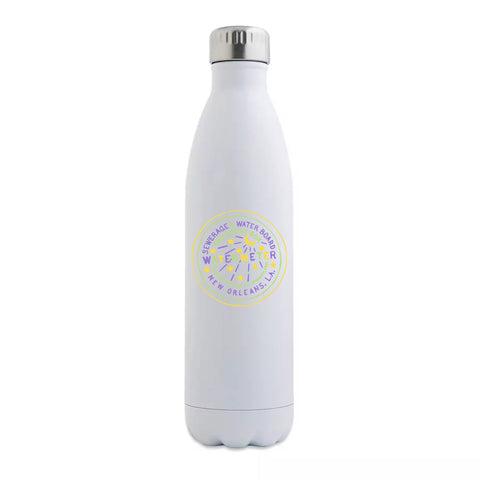 Water Meter Insulated Bottle