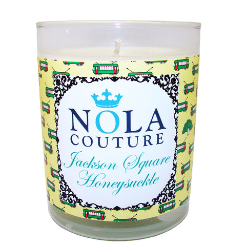 Jackson Square Honeysuckle Candle