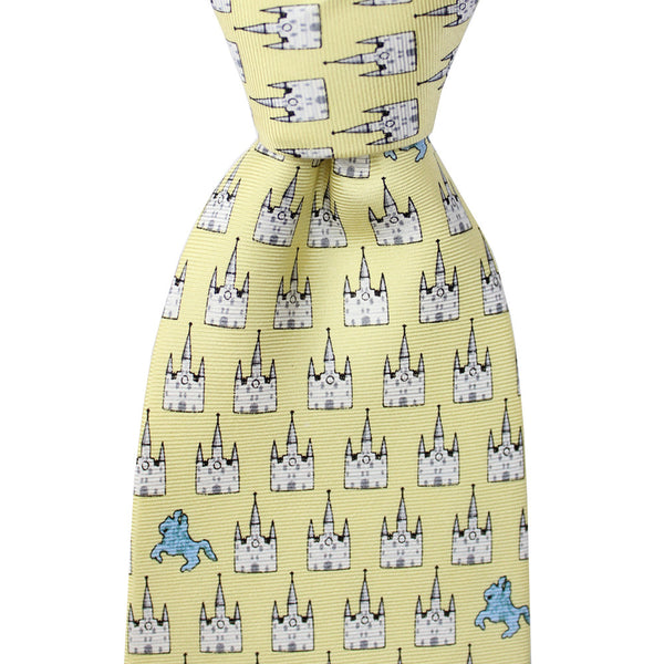 Jackson Square Extra Long Tie