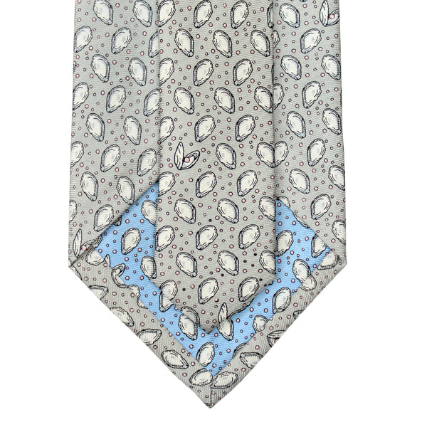 Beach Beige Boys' Mini Gulf Oysters Tie