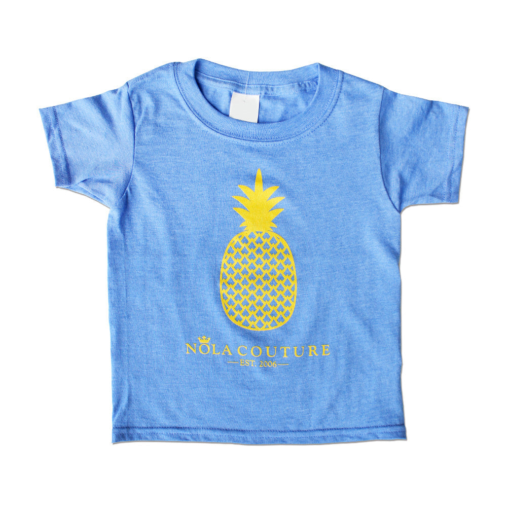 Pineapple Kids' Tee