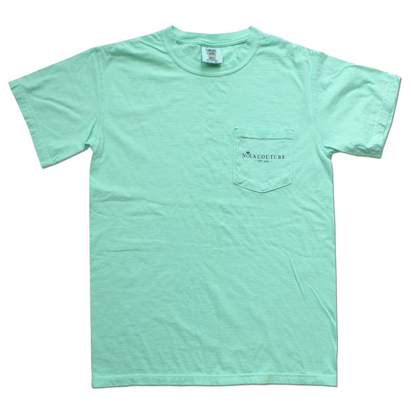 Streetcar Short Sleeve Pocket Tee