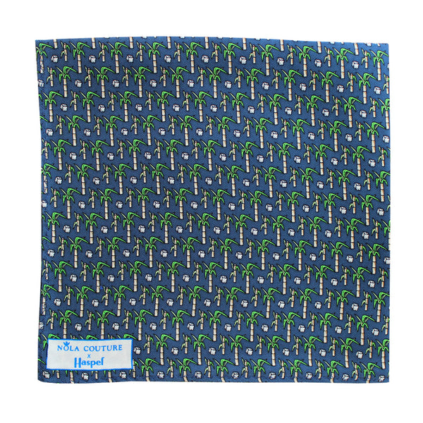 NOLA Couture x Haspel Sugarcane Pocket Square