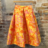 Jacquard Puff Skirt