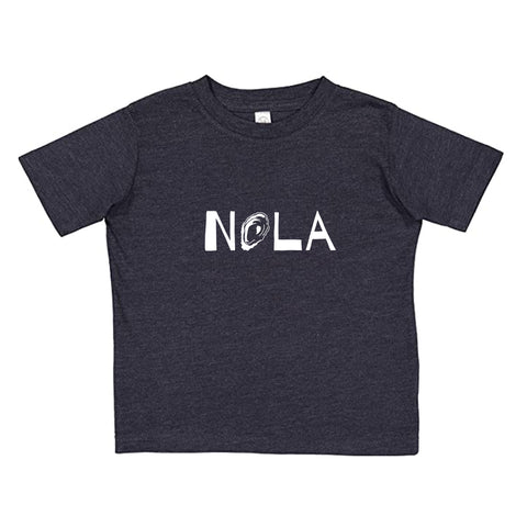NOLA w/ Oyster Toddler Tee