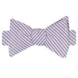 Boys' Seersucker Bow Tie