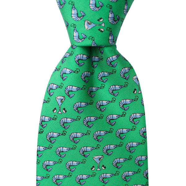 Shrimp Cocktail Tie