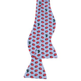 NOLA Couture x Haspel Strawberry Boys' Bow Tie