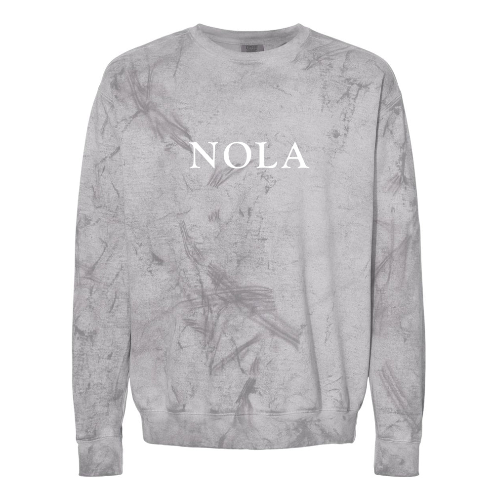 Smoke NOLA Sweatshirt