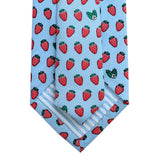 NOLA Couture x Haspel Strawberry Skinny Tie