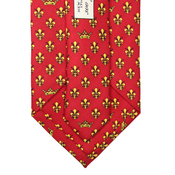 New Orleans Tricentennial Extra Long Tie
