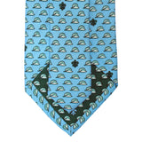 Boys' Green Wave Tie