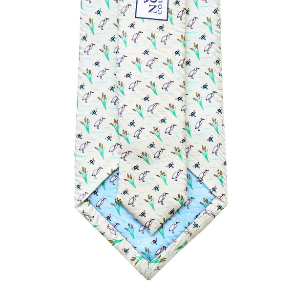 Boys' Wetlands Tie