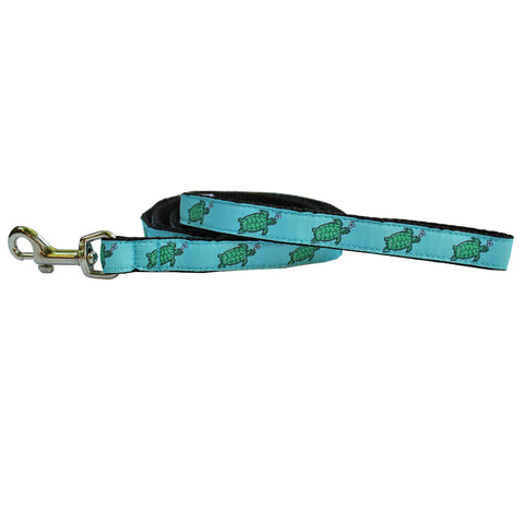Extra Small Sea Turtle Dog Leash