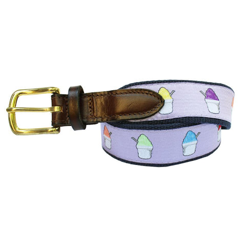 Ash Wednesday Lavender Boys' Snoball Club Belt
