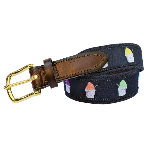 Midnight Navy Boys' Snoball Club Belt