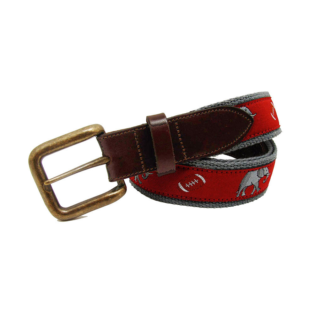Red Elephant Club Belt