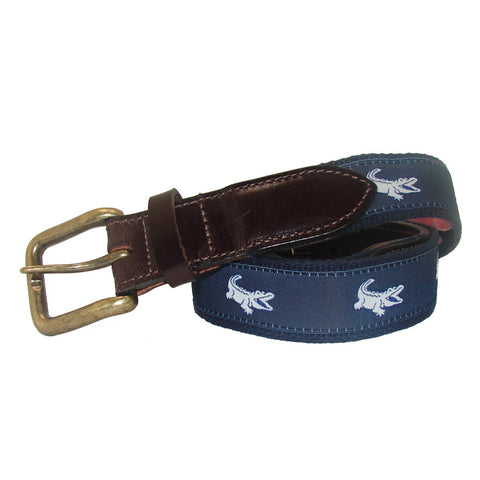 NOLA Navy NOLAgator Club Belt