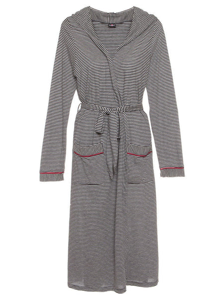 Cosabella Bella Hooded Robe