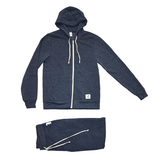 Duckworth Sweatsuit with Jersey Crew - Mens