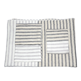Yoshii Towel Set - Stripes