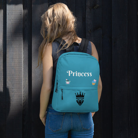 Backpack- Princess