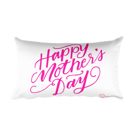 Rectangular Pillow-Happy Mother's Day