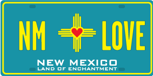 New Mexico Love