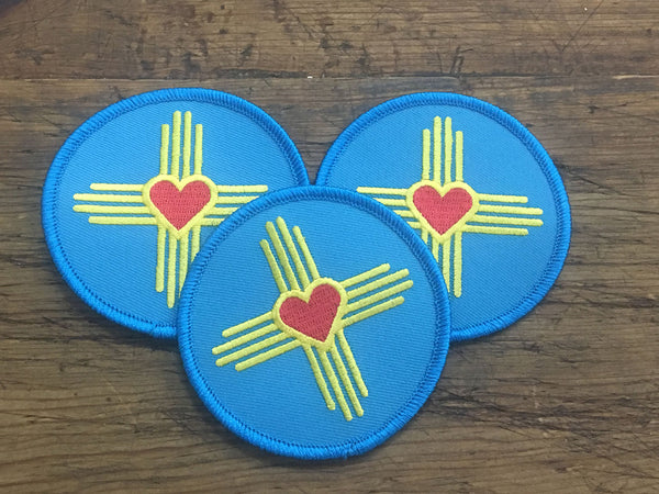 New Mexico Love Patches
