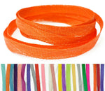 LONG SINAMAY Strip 10mm Width 1.6m Fascinator Hat Making Millinery Trimmings DIY