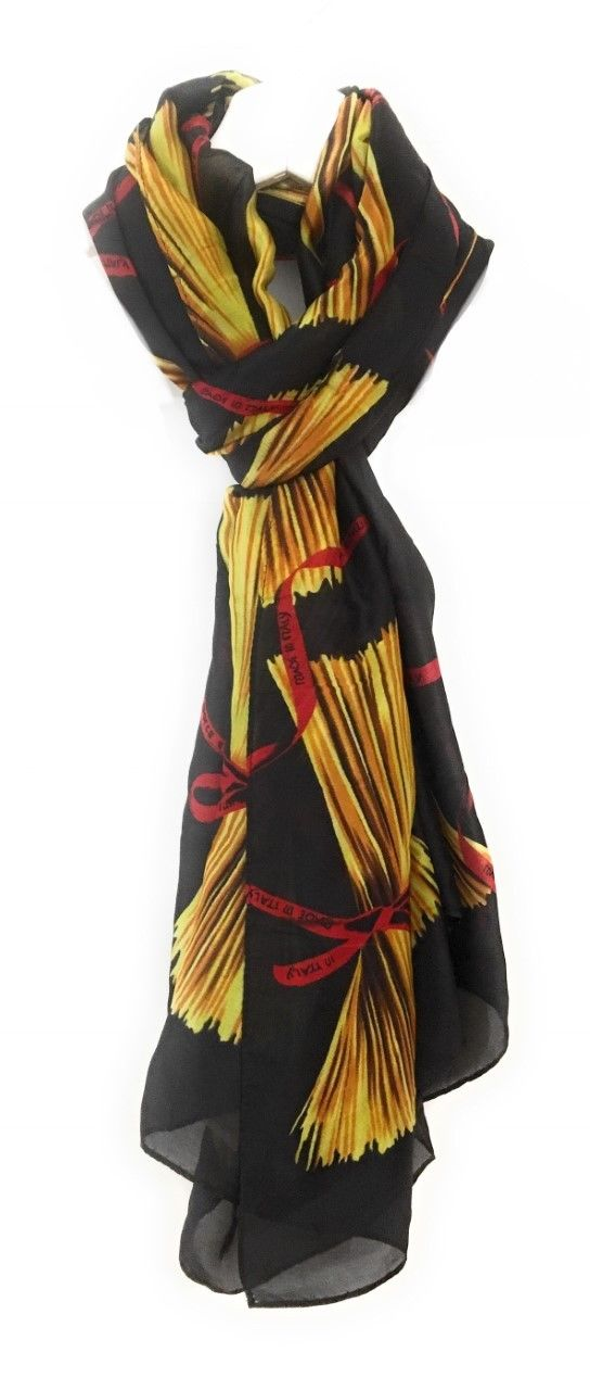 90x180cm Large Black Yellow Straw Ladies Womens Maxi Scarf Hijab Shawl Pashmina Faux Silk