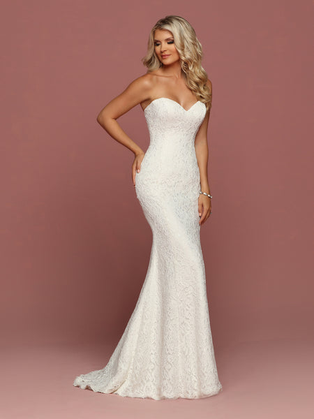 Sample DaVinci Wedding Dress Style #50491