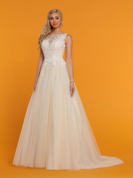 Sample DaVinci Wedding Dress Style #50515