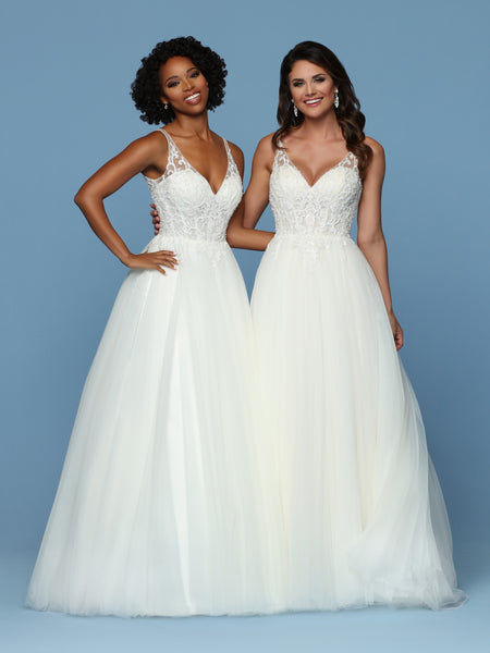 Sample DaVinci Wedding Dress Style #50571