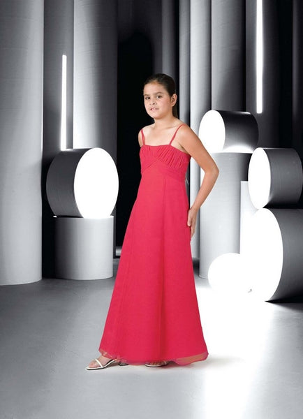 DaVinci Junior Bridesmaid Style #9205