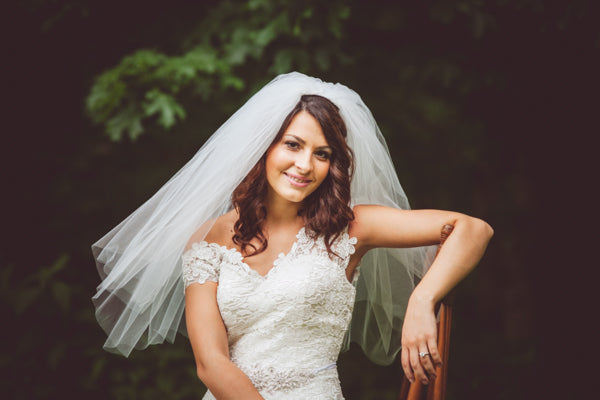 Elbow Wedding Veil