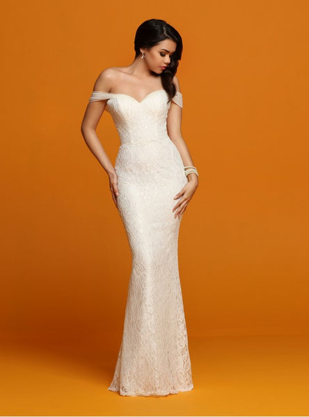 Sample DaVinci Wedding Dress Style #F7082