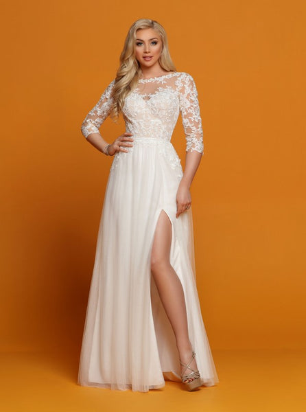 Sample DaVinci Wedding Dress Style #F7083