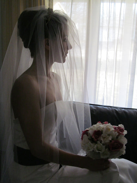 Wedding Veil Blusher Wedding Veil Blusher