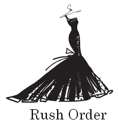 Rush Order 5 Weeks